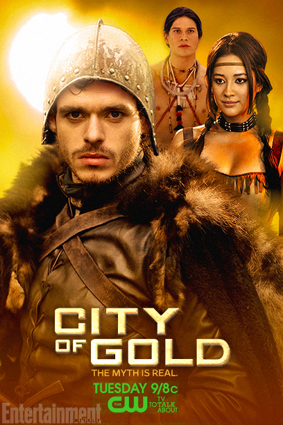 The mythic city of El Dorado was real all along. That's the hazy argument put forward by this long-awaited reboot of Aguirre, the Wrath of…