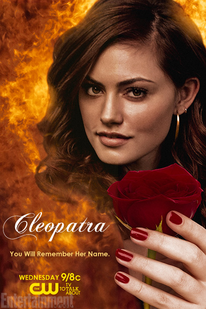 Did you ever realize that Cleopatra spent her youth solving crimes in Alexandria using archery? No? Then this exciting action-dramedy is for you! Phoebe Tonkin…