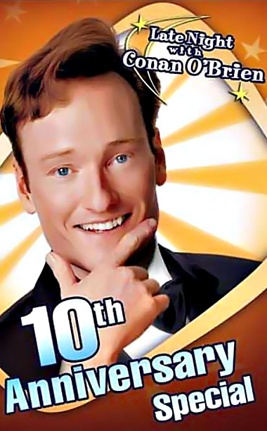 Late Night with Conan O'Brien 's quality varied from night to night, but the quirky comedian knew how to pull out all the stops for…