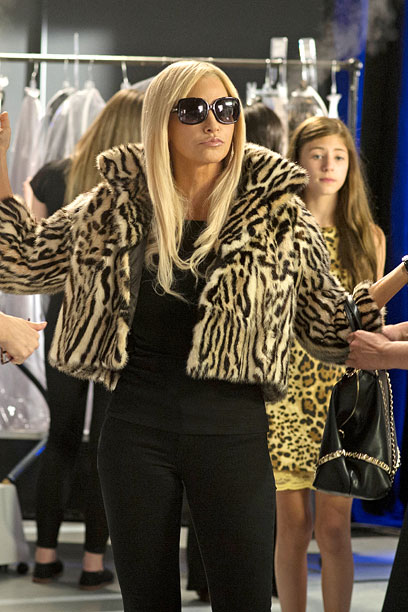 Style, Best and Worst 2013 | The real Donatella Versace refused to have any involvement with the project, which meant that costume designer Claire Nadon didn't have access to the family…