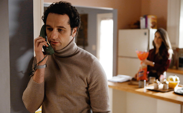 As KGB spy Philip Jennings on FX's The Americans , Matthew Rhys, 39, masterfully pulls off a lot of contradictory characteristics: He's a romantic who…