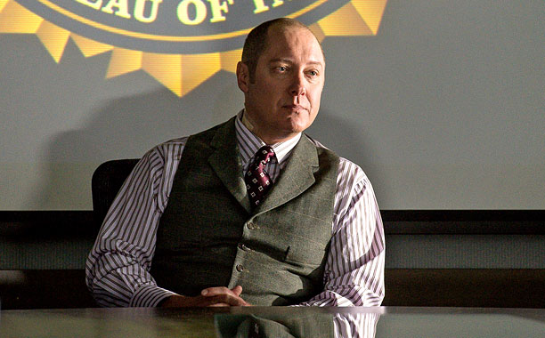 The Black List James Spader