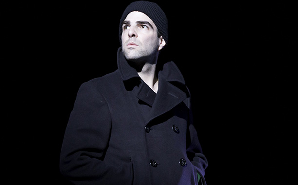 Since his second voyage on the starship Enterprise in Star Trek Into Darkness , Zachary Quinto has spent his fall dazzling audiences on Broadway as…