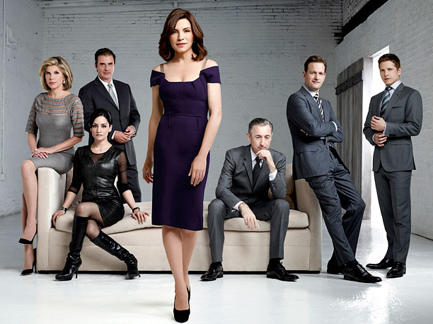 Sometimes a thorough desk cleaning can make all the difference. Just ask the cast and crew of The Good Wife . In the season's fifth…