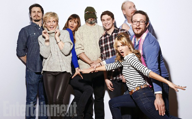 Jason Ritter, Amy Carlson, Erinn Hayes, David Cross (director), Jake Cherry, Meredith Hagner, Matt Walsh, James Adomian, Hits