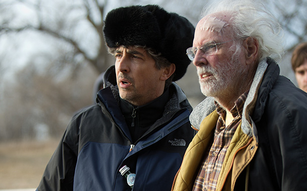 The Actress: Alexander Payne, Nebraska (shown) This one is difficult. I like to see the director's hand. I can see [ American Hustle director] David…