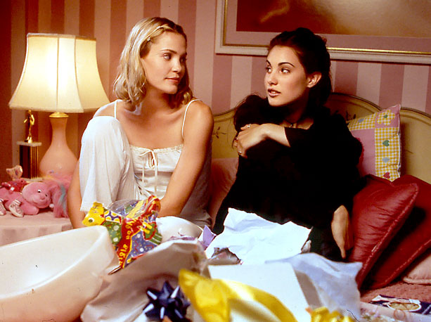 1999-2001, The WB What It's About: Dueling Kennedy High students — head cheerleader Brooke McQueen (Leslie Bibb) and reporter Sam McPherson (Carly Pope) — are…