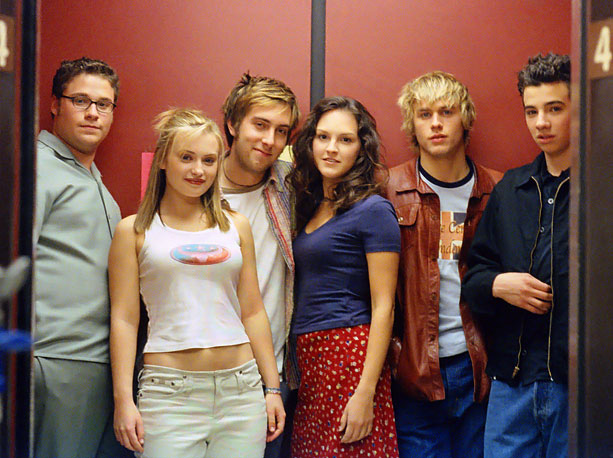 2001-02, Fox What It's About: College freshmen in Northern California (including Seth Rogen, Jay Baruchel, and Charlie Hunnam) deal with, well, being college freshmen. Why…
