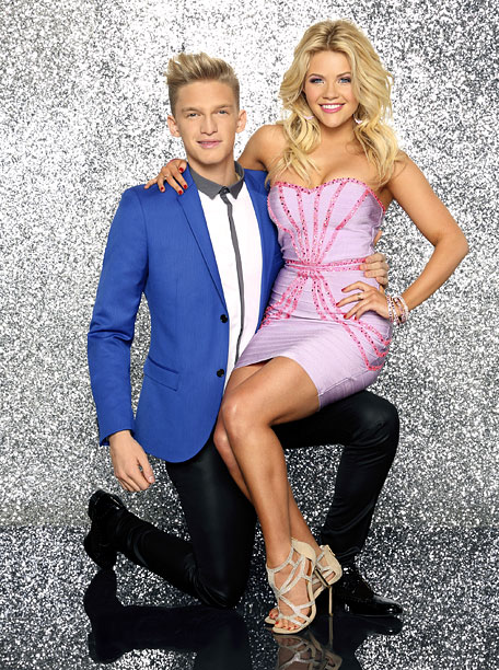 8. Cody Simpson and Witney Carson