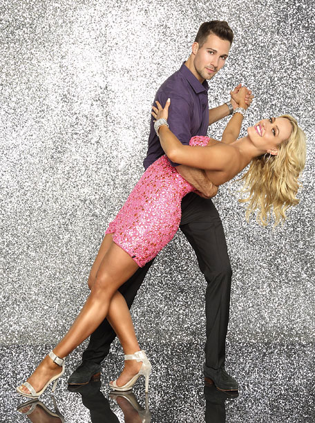 9. James Maslow and Peta Murgatroyd