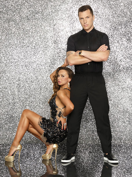 4. Karina Smirnoff and Sean Avery