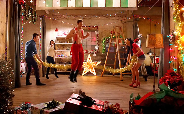 Glee | Performing Christmas songs every year for five seasons means there were going to be some duds in there eventually. And they hit rock bottom in…