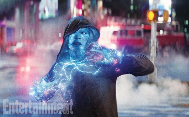 Jamie Foxx, The Amazing Spider-Man
