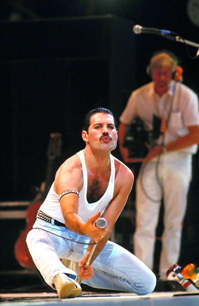 While U2 was rising at Live Aid, Queen took a victory lap. While many of the other big-name bands (including Led Zeppelin) were swallowed by…