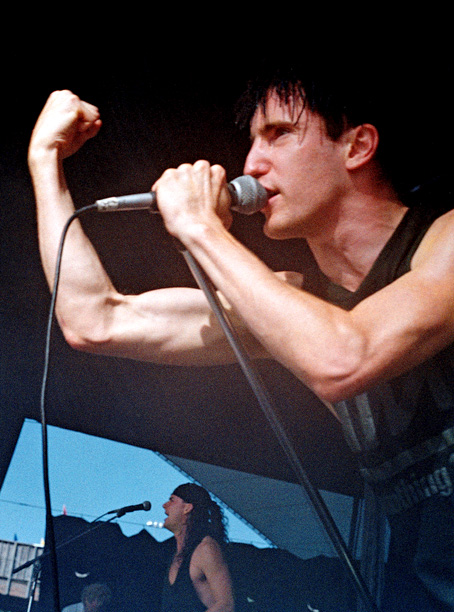Trent Reznor, Nine Inch Nails, ...   Nine Inch Nails mastermind Trent Reznor always expected a lot from the machines with whom he shared the stage, which made his run on the…