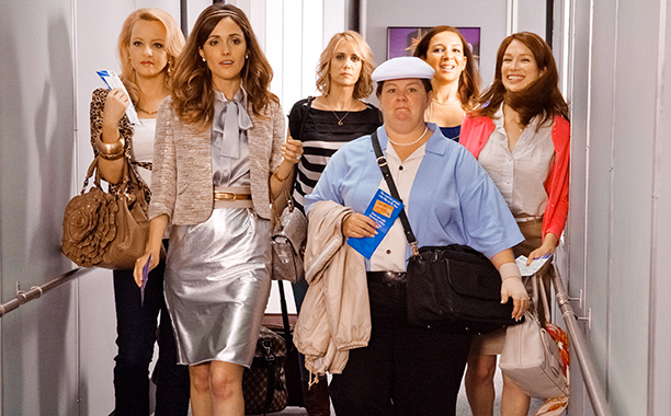 Released: May 13, 2011 Box office: $288.4 million* Initiated Melissa McCarthy into the big leagues, helped kick-start a welcome funny-lady renaissance, addressed the complexities of…