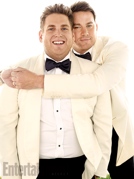 22 Jump Street, Channing Tatum, ... | Hill: ''I loved watching people watch [Channing] in the first Jump Street . That to me is such an exciting thing to watch. People truly…