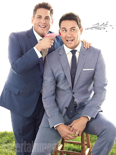 22 Jump Street, Channing Tatum, ... | Channing Tatum: ''Jonah just called me up [about 21 Jump Street ]. I had never been in a real comedy before, so I was like…