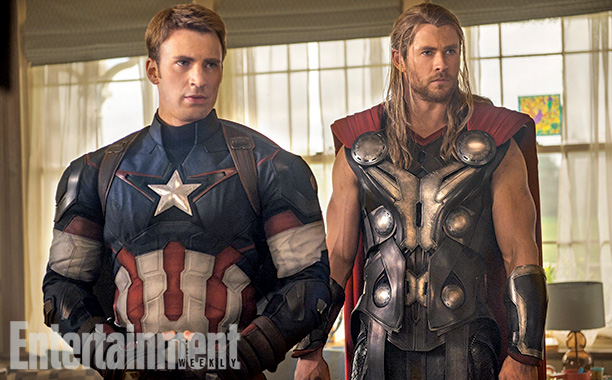 Avengers: Age of Ultron   The annual state of the union from the premier purveyor in superhero pop. Gimmegimmegimme Avengers 2 footage, please, Captain Feige.