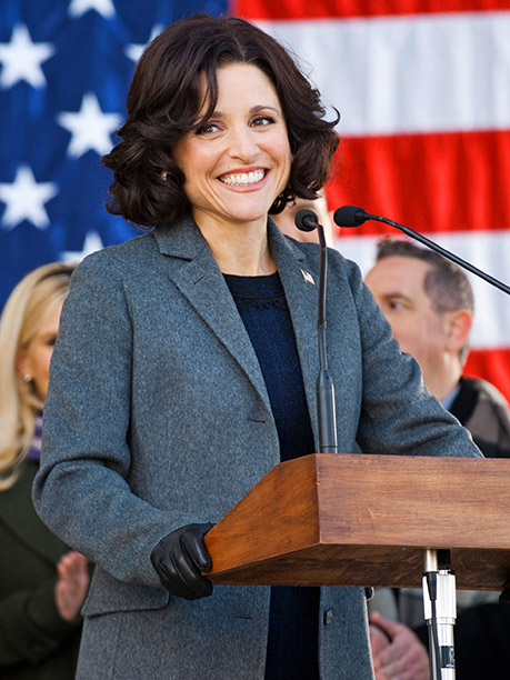 All Julia Louis-Dreyfus' accidental President wants is a little respect, or at least a place to curse in peace. But it's a lot funnier to…