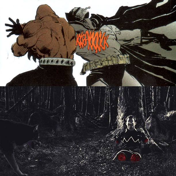 Frank Miller   The deeper you get into Miller's work, the more outré the violence becomes. The muddy brawl in Dark Knight Returns looks positively low-key compared to…
