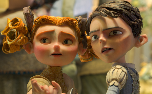 The Boxtrolls | The plucky heroine of 2009's Coraline had more than 200,000 different facial expressions. Five years later, happy-go-lucky Eggs has about 1.4 million thanks to a…