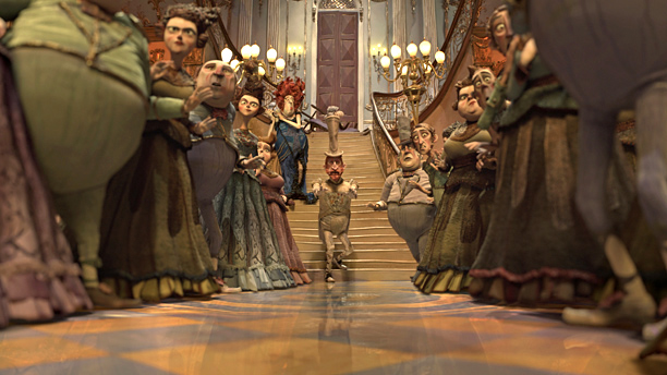The Boxtrolls | Each second of footage took roughly four days to create, and it took 18 months to film an elaborate, two-minute ballroom sequences featuring Eggs, Winnie,…