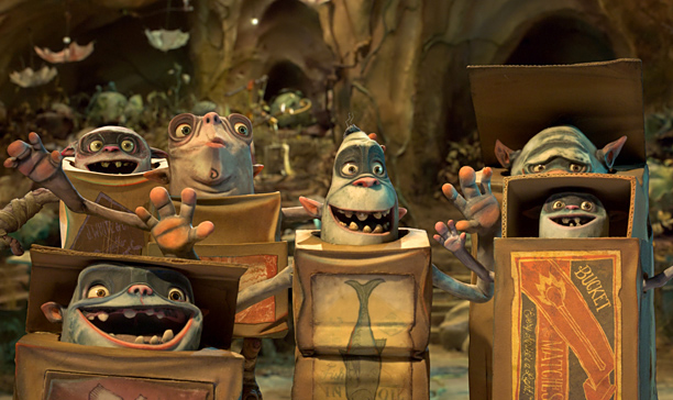 The Boxtrolls | As with human actors, the puppets tend to sweat under hot studio lights. ''They each out an oil because [the silicone] is oil-based,'' says creative…