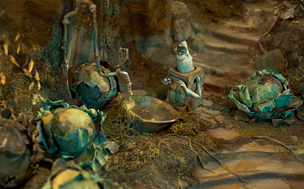 The Boxtrolls | For a more realistic look, the filmmakers used natural light on the miniature sets they built at a warehouse adjacent to Laika's Hillsboro, Ore., studios.…