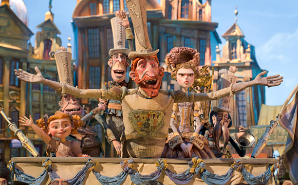 The Boxtrolls | It's no mistake that Cheesebridge aristocrat Lord Portley-Rind—with his red hair and slightly squinty eyes—bears resemblance to actor Jared Harris ( Mad Men ). ''We…