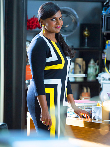For someone who spends most of her life in scrubs, the good doctor (Mindy Kaling) sure knows how to cultivate a sense of personal style.…