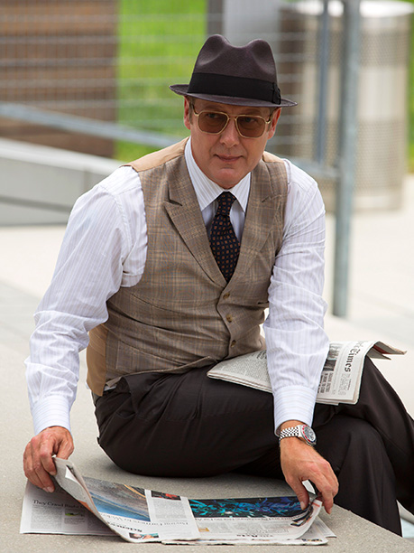 Raymond ''Red'' Reddington, The Blacklist