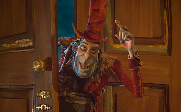 The Boxtrolls | Before Sir Ben Kingsley stepped into the recording studio to voice the deep, ominous voice of the villainous Snatcher, Sir Ben had an unusual request.…