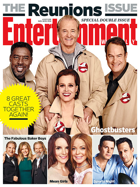 For more behind-the-scenes details from EW's 2014 Reunions, pick up a copy online or buy the issue online now .