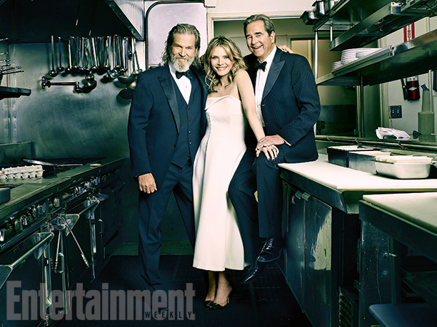 Jeff Bridges, Michelle Pfeiffer, and Beau Bridges, The Fabulous Baker Boys