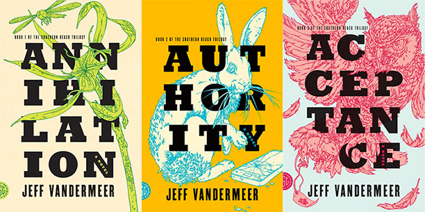 Over the course of three compulsively readable and nontraditional sci-fi novels— Annihilation, Authority , and Acceptance —VanderMeer's Southern Reach trilogy confronts the sinister, rapidly expanding…
