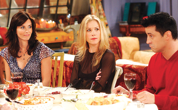 Friends   ''The One With Rachel's Other Sister'' (Season 9) Rachel's other sister was the despicably witless Amy, who didn't know her niece's name yet still wanted…