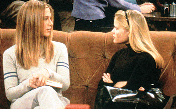 Friends   ''The One With Rachel's Sister'' (Season 6) The actress was utterly perfect as Rachel's even-more-spoiled little sister Jill, who shook up her sib when she…