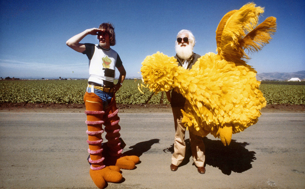 I Am Big Bird: The Caroll Spinney Story (May 6)