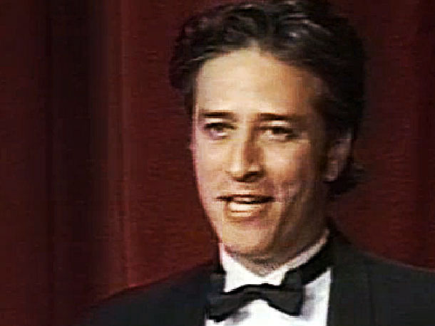 Jon Stewart   It was a different era in 1997. The Lewinsky scandal hadn't yet broken; the economy was booming; and a young comedian named Jon Stewart wouldn't…