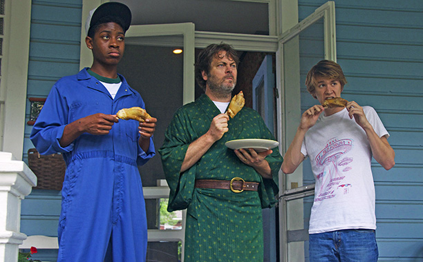 Me and Earl and the Dying Girl (June 12)