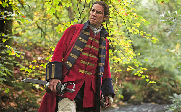 Best Supporting Actor: Tobias Menzies, Outlander