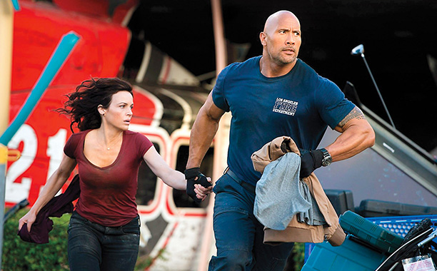 San Andreas (May 29)