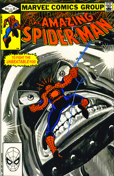 """""""Nothing Can Stop the Juggernaut,"""" """"The Amazing Spider-Man"""" #229-230 (1982)"""