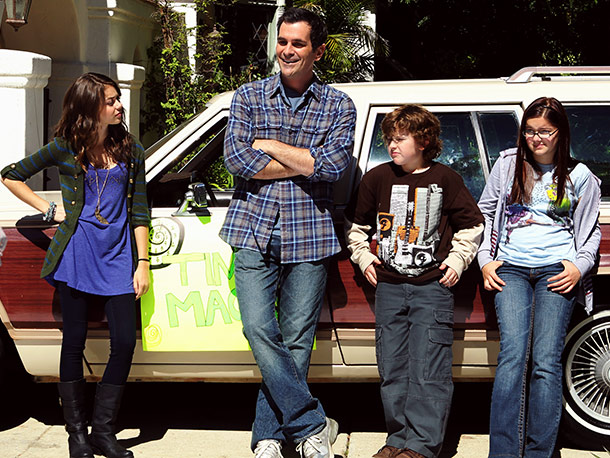 Ty Burrell, Modern Family | Why we want to be his friend: Phil's wacky sense of humor and seemingly daily embarrassing moments might be a deterrent. But he's the kind…