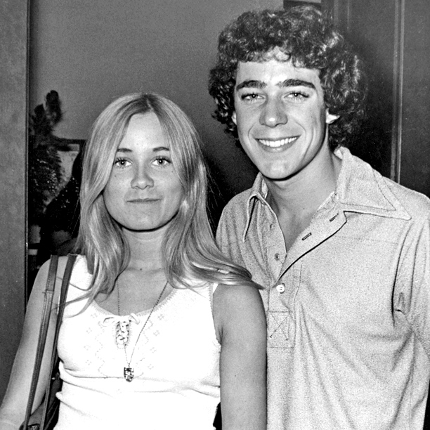 Maureen McCormick and Barry Williams (The Brady Bunch)