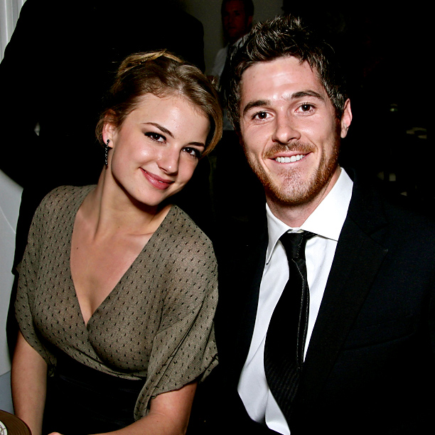 Dave Annable and Emily VanCamp (Brothers and Sisters)