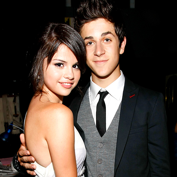Selena Gomez and David Henrie (Wizards of Waverly Place)