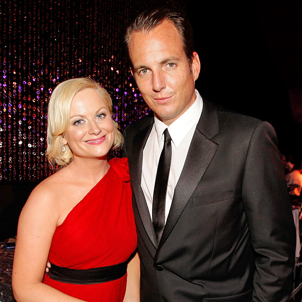 Will Arnett and Amy Poehler (Blades of Glory)