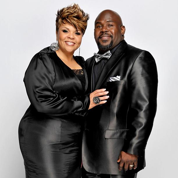 David and Tamela Mann (Meet the Browns)